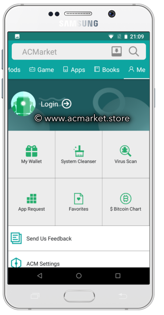 acmarket profile