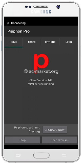 PsiPhon Pro ( Download ) ACMarket